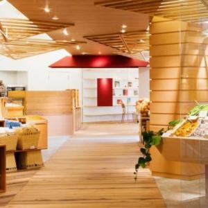 ホテル直営・神戸「シェラトンマルシェ」のカフェランチ&デリコーナー!マリオット会員でもっとお得に!