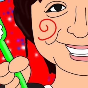 電動歯ブラシと普通の歯ブラシ何が違う?【三浦大知と歯ブラシイラスト】
