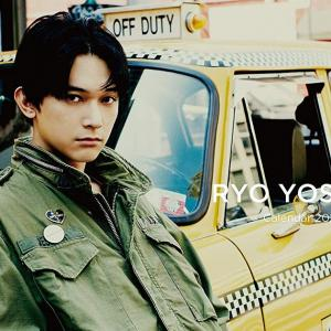 吉沢亮「2020.4→2021.3 カレンダー」ニューヨークで名作映画をオマージュ! 3月25日に発売