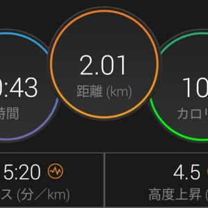 (火)ダニエルズ800mのトレーニング