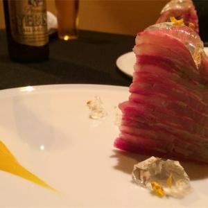 結婚記念日をランチコースでお祝い❤︎六本木にある日本料理楮山
