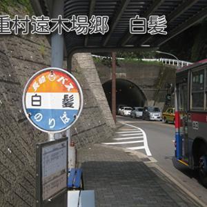 トンネルを抜けるとそこは白髪であった。三重村遠木場郷 白髪