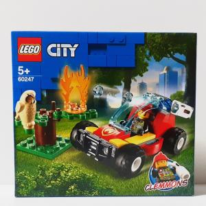 【LEGO】City森の火事(60247)