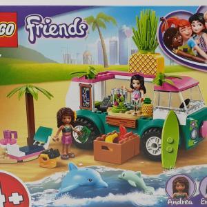 【LEGOフレンズ】エマのフレッシュジュースワゴン(41397)