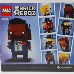【LEGO】BRICK・HEADZを斬る!(40384)