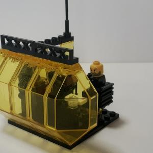 【LEGO作品】Blackstar指令室