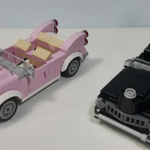 【LEGO作品(リビルド)】6幅車