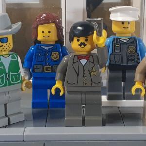 【LEGO】警察署(前半)