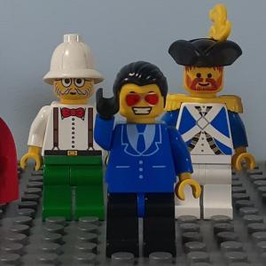 【LEGO】皆もシグフィグを作ろう!