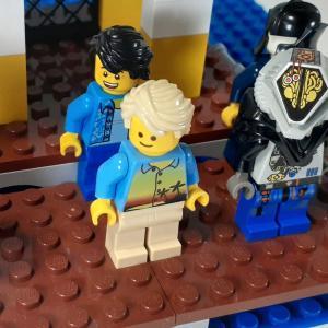 【LEGO南海の勇者】総督!?提督!?問題に終止符を