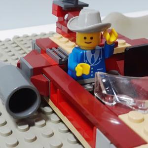 【LEGO既製品】SW・ルークのランドスピーダー(8092)