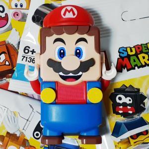 【LEGO マリオ】キャラクターパック!(71361)からの~