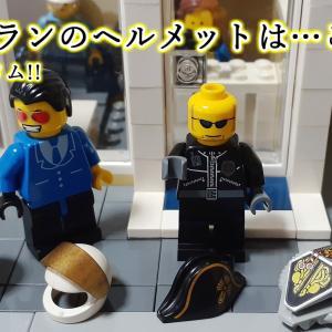 ミニフィグで遊ぼう!!キーラン@スタッズのヘルメットはこれだ!?