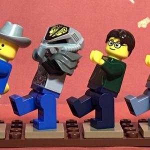 【レゴの会】シグフィグ新年会!!皆様の作品発表