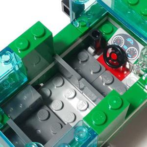 【LEGO作品(リビルド)】レースバギー輸送車の牽引車改造