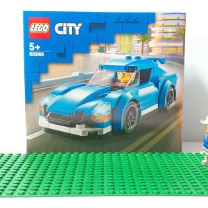 【LEGO City】スポーツカー(60285)