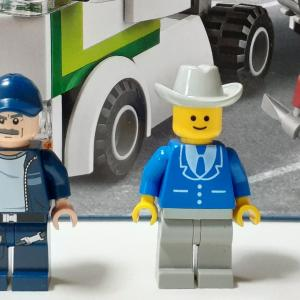 【LEGO City】カートランスポート(60305)・イオン限定!!