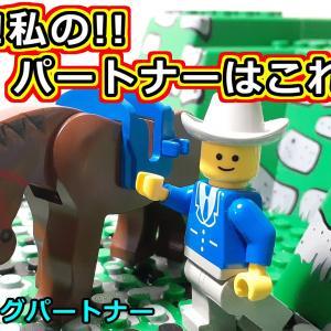 【レゴの会】僕の!!私の!!パートナーはこれだ!?シグフィグパートナー