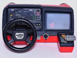 懐かしすぎ!?子供の頃遊んだハンドルやギアを操作する車のおもちゃ