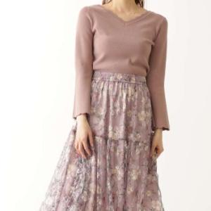 春の訪れは毎日のお洋服から。★レディースファッション通販サイト【SANEI bd ONLINE】