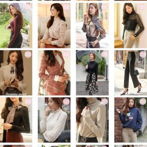 大人可愛いファッション★私だけのスタイル!韓国アナウンサーご愛用ブランド『styleonme』
