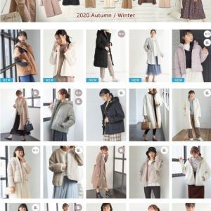 Honeysの秋を着こなす☆レディースファッション【ハニーズオンラインショップ】