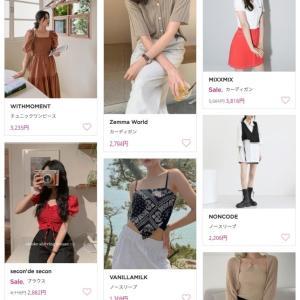 新作・人気の韓国ファッション!様々なブランドのアイテムをまとめ買い出来る【Codibook(コーディブック)】紹介!