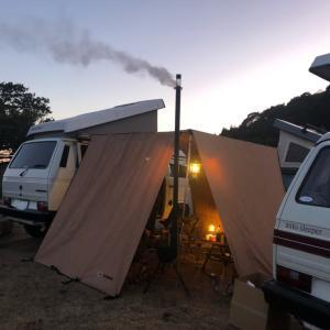 ヴァナゴンキャンプ^^