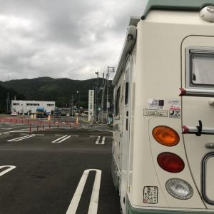 2020年夏季休暇のくるま旅・今年はキャンプ!2日目と最終日^^
