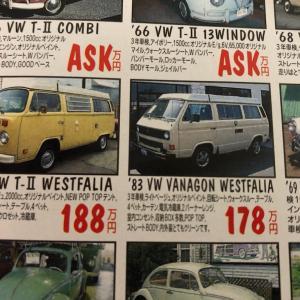 20年前のカー雑誌^^