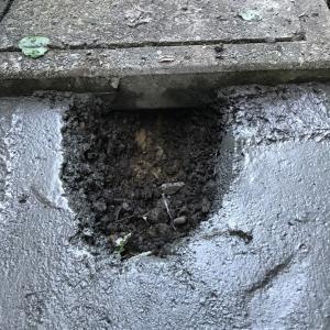 硬いコンクリートに穴を開ける方法
