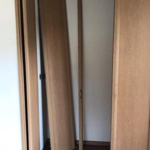 折戸の修繕2