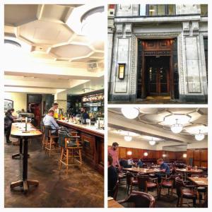 【イングリッシュブレックファースト】名ステーキ店で朝食をいただいたざます@ホークスモア ギルドホール (Hawksmoor Guildhall)
