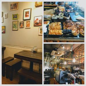 【ロンドン・イーストエンド】グルテンフリーの「チーズケーキ」をいただいたざます@ソーミルカフェ (Sawmill Cafe)