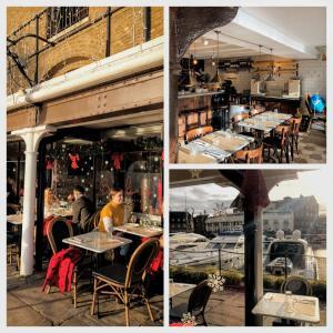 絶品生パスタがいただけるお店ざます@エミリアズ クラフティッド パスタ セントキャサリンドックス (Emilia's Crafted Pasta St. Katharine Docks)