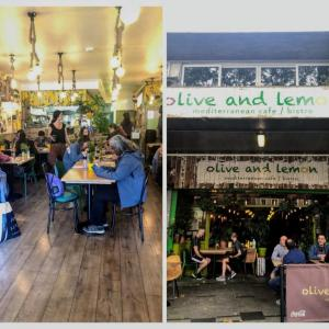 【ロンドン・イーストエンド】トルコ西部のお料理をベースにした地中海料理店に行って参りましたの@オリーブ アンド レモン (Olive and Lemon) − 再訪の追記/修正あり