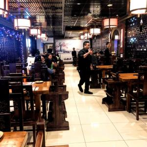 【ロンドン・イーストエンド】四川料理店ですので青椒肉絲はございませんわよ@セチュアン グランド (Sichuan Grand)