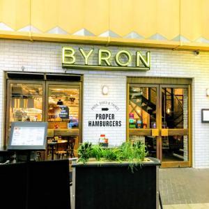 せっかくでしたら熱々の「ポッシュバーガー」がいただきたいですわ@バイロン ジ・オーツー (Byron The O2)