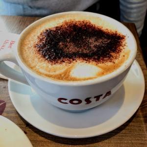 ロンドンの主要チェーン系カフェ4店のまとめざます!