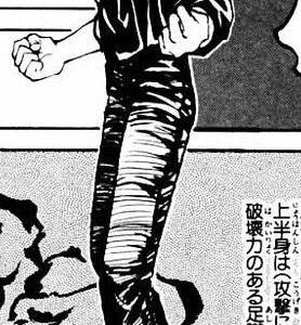 【悲報】仙水忍さん(26歳)、ファッションセンスが絶望的過ぎる