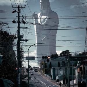 【画像】仙台に謎の白い物体出現中wwwwwwwww