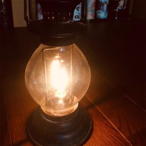 初めてオイルランプを買いました✨