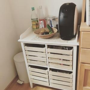 キッチンから「ごみ箱」が消えたなら。