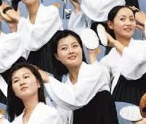 북한 기쁨조와 씨앗심기 작전