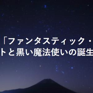 映画「ファンタスティック・ビーストと黒い魔法使いの誕生」フル動画を無料視聴する方法!人気シリーズ第2弾