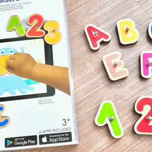 遊びながら楽しくタブレット学習ができる知育玩具「マルボティック」とは?