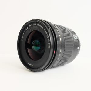 超広角レンズ「EF-S10-18mm F4.5-5.6 IS STM」