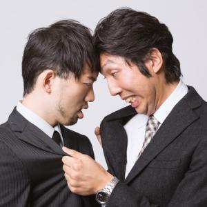 【第27話】新しい相方は史上最低のカス野郎。罵声が飛びあうネタ合わせ……。