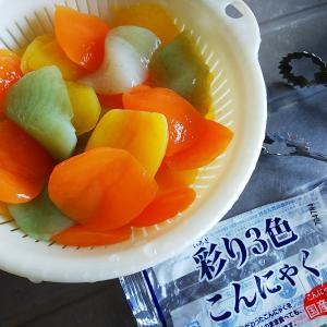 フルーツみたいなこんにゃくでダイエット