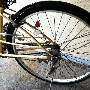 別府市のレビューの良い自転車屋さんでタイヤを交換